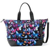 Getaway Bag - Mariposa (butterflies)
