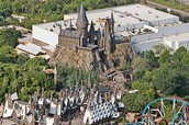 8.  Go to the Harry Potter Theme Park!!!
