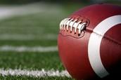 I love to play football