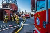 Visit the University Fire Department