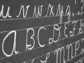VOLUNTEERS NEEDED for the Gayman Handwriting Club