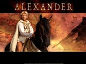 What city-states did Alexander take over?