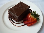 Check out our dessert!!!