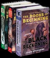 The Books of Beginning Series