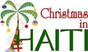 Christmas in Haiti.