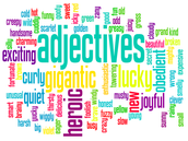 Ask questions about adjectives