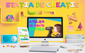 Atelier de creaţie digitală