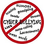 What is cyber bulling?