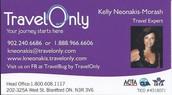 Kelly Neonakis-Morash of TravelOnly