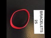 Trexler spirit bracelets = 25 stamps
