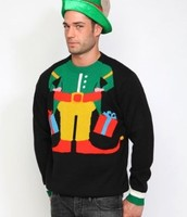 UGLY HOLIDAY SWEATER