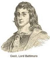 Cecillius Calvert