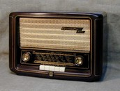 Radio en 1950