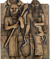 Gilgamesh and Endkidu
