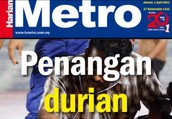 About Harian Metro
