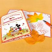 Printable Autumn Activity Book