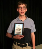 Jacob Smith – Winner of the WTVI STEM Awards for Excellence in Energy