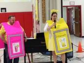 Mr. Casper & Mrs. Dillon tell us about The Lemonade War
