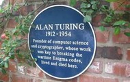 A remembrance of Alan Turing