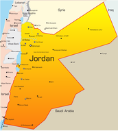 Refugees go to Jordan for shelter but don't have much resource