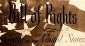Consumer Bill of rights.