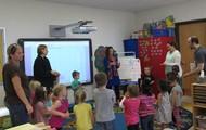 Preschool's Parent Day!