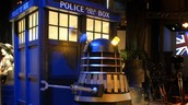 Take A Tour Of Doctor Who Sets