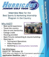 Hurricane Junior Golf Tour