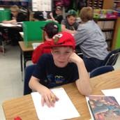 Tip Your Hat- School Spirit Day