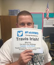 Tweeter of the WEEK!