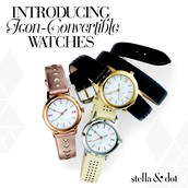 Of Course--Don`t forget Our Stunning watches!!