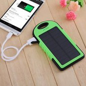 Gearbest Review: Solar Energy 12000mAh 2-Port USB Mobile Power Bank with Flashlight