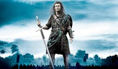 William Wallace from Braveheart