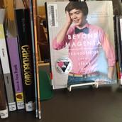NEW LGBTQ Books!