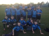 Year 8 Rugby League Tyne & Wear Champions