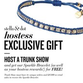 Become a hostess to receive this exclusive bracelet!