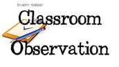 Teacher Observation Information