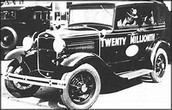 Henry Ford's 20,000,000th car