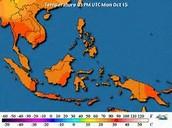 indonesia climate