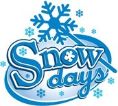 Snow days - message from Central Office