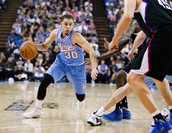 Seth Curry (Brother)