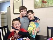 Story & Snack with Kindergarteners