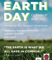 Earth Day Cleanup & Picnic