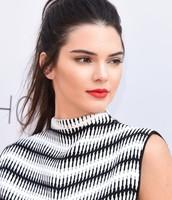 Kendall Jenner Natural Born Trend Setter?