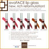 avaFACE - New & Improved Formula