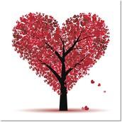 עץ אהבת השפה העברית....