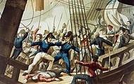British Attack American's