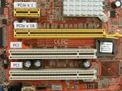 Motherboard component- PCI-E Slot