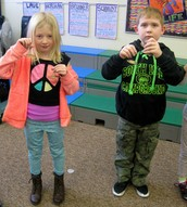 First Grade Finger Cymbalists