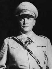 Hermann Göring  (German General)